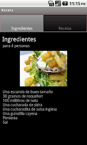 Recetas rapidas en 15 minutos screenshot 2