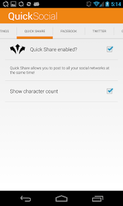 Quick Social (DEMO) screenshot 5