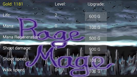 Rage Mage screenshot 1
