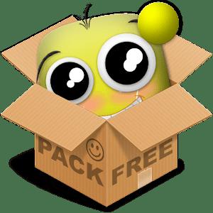 Emoticon pack, Square Head