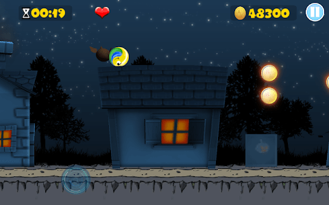 Rolling Roll - Running Game screenshot 5