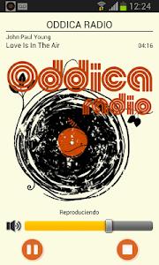 Oddica Radio screenshot 0
