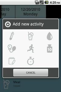 dbees.com Diabetes Management screenshot 3