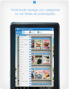 Nuvem do Jornaleiro screenshot 9