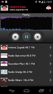 RADIO CROATIA screenshot 0