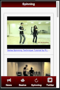 Salsa for Beginners screenshot 1