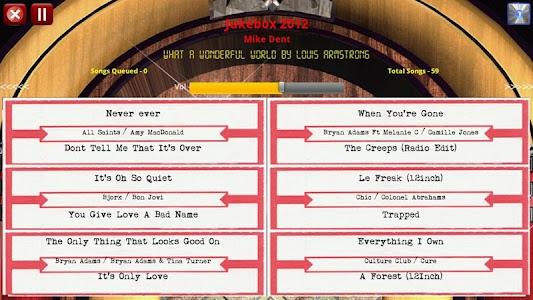 Jukebox 2012 Free Edition screenshot 13
