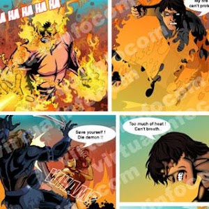 Comics design India screenshot 3