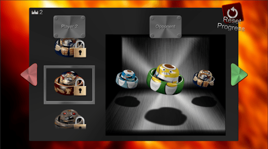 Air Hockey Fire 3D screenshot 6