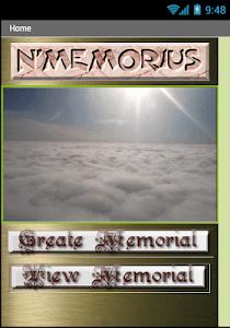 NMemorius screenshot 0