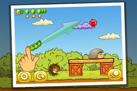 Hedgehog – Lost apples screenshot 0