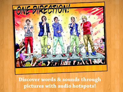 Fame: One Direction Comic Book screenshot 7