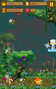 Jungle Swarm screenshot 3