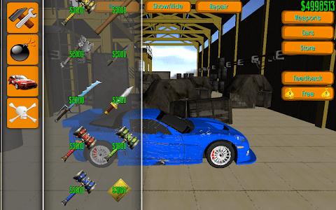 Car Crash 3D - Scratch n Dent screenshot 1