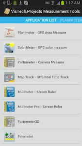 Measurement Tools Catalog screenshot 0