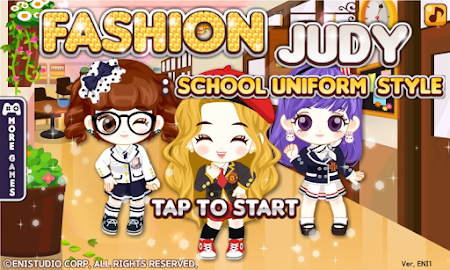 Fashion Judy  School uniform 1 500 Apk  Free Casual Game   APK4Now Fashion Judy  School uniform 1 500 screenshot 1063114
