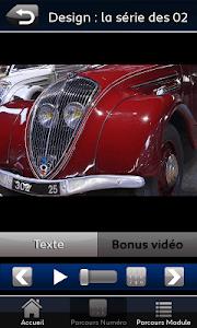 Musée de l'Aventure Peugeot screenshot 2