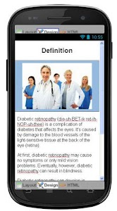 Diabetic Retinopathy Disease screenshot 1
