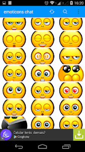 emoticons chat screenshot 3