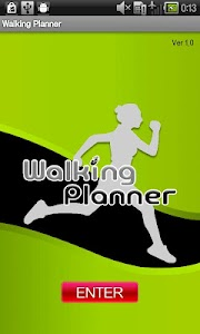 WalkingPlanner screenshot 0