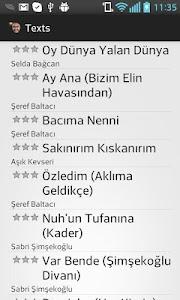 Bütün Şarkıları screenshot 1