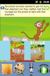Arrogant Elephant - Kids Story screenshot 2