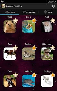 Animal Sounds screenshot 0