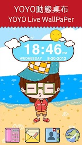 Sunshine Clock Widget screenshot 0
