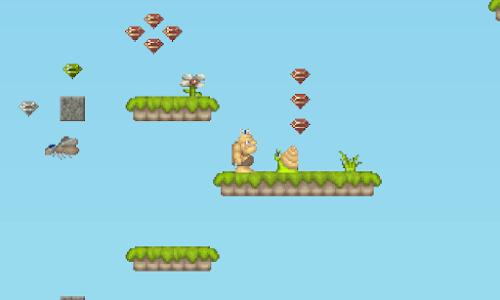 Kenozoik: Platform Game screenshot 3
