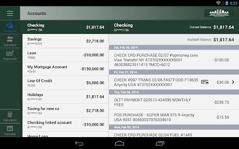 Home Federal Bank Tablet screenshot 3