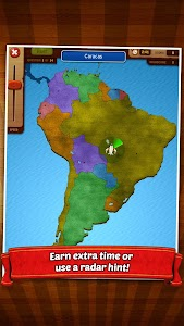 GeoFlight South America screenshot 7