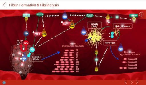 iHemostasis screenshot 11