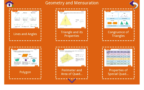 Grade 7 Math Learning Cards screenshot 9