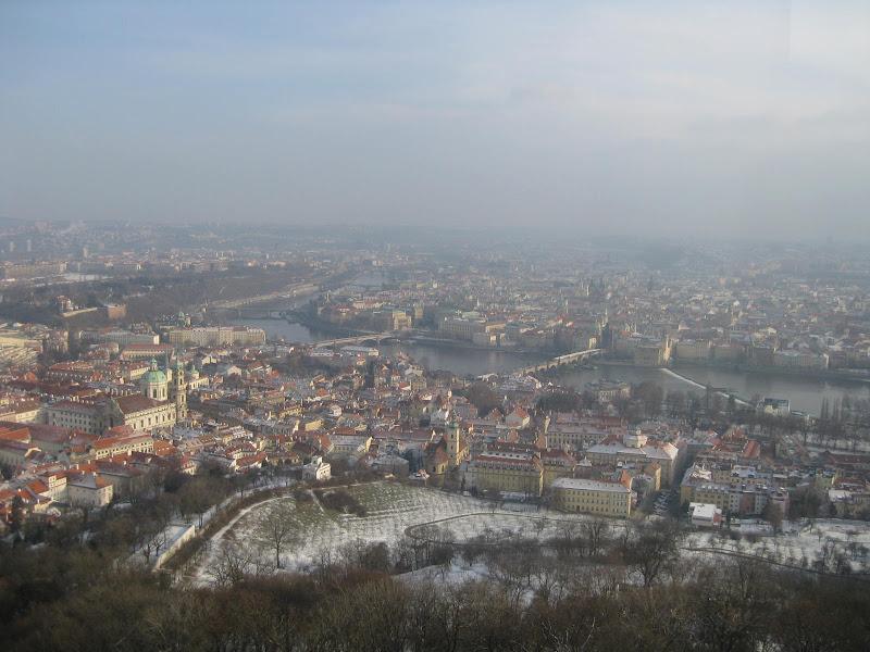 Bird's Eye of Prague