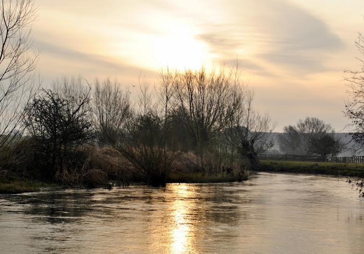 River near Burford