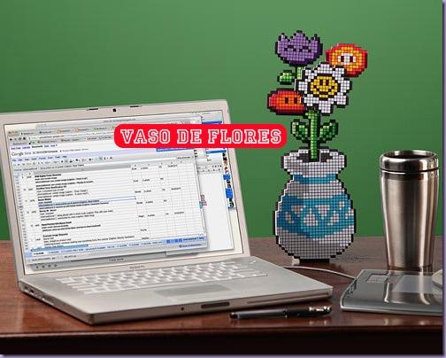 Vaso-de-Flores-Pixels