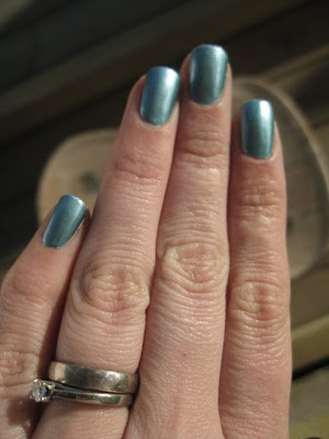 ChG Adore with OPI Breathe Life