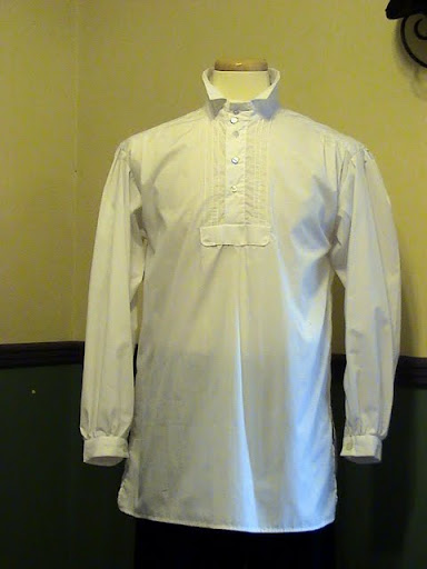 chemise victorienne