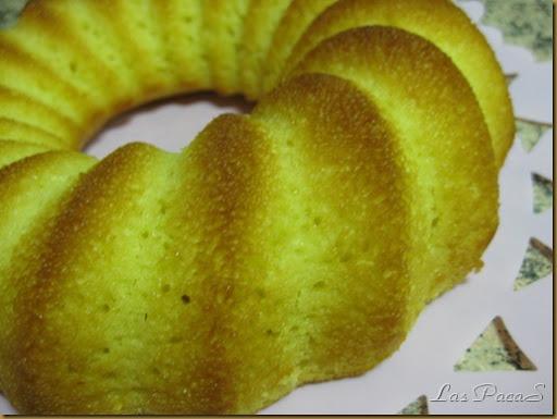 Bizcocho naranja sin huevo ni leche (2)