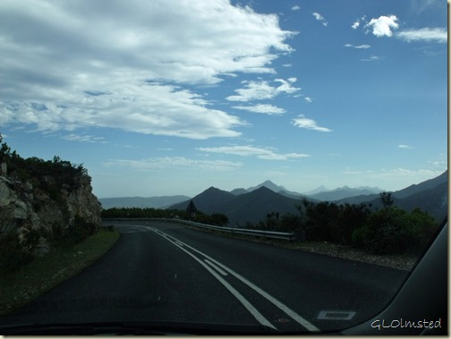 Robinson Pass R328 South Outeniqua Mountains Little Karoo Western Cape South Africa