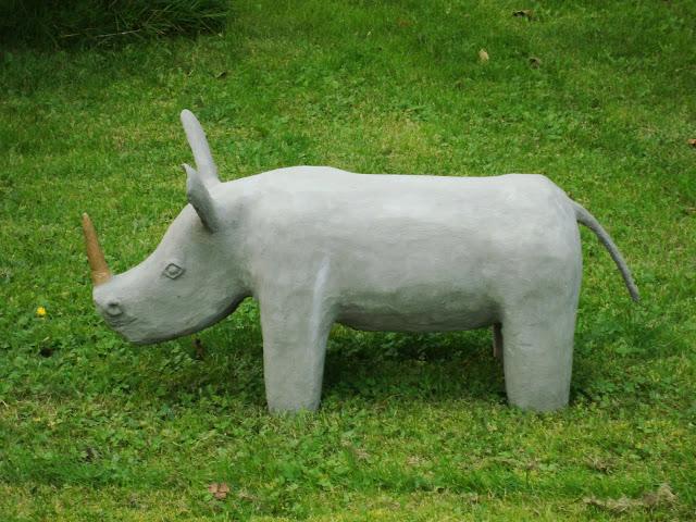 Mały nosorożec z Koszalina
