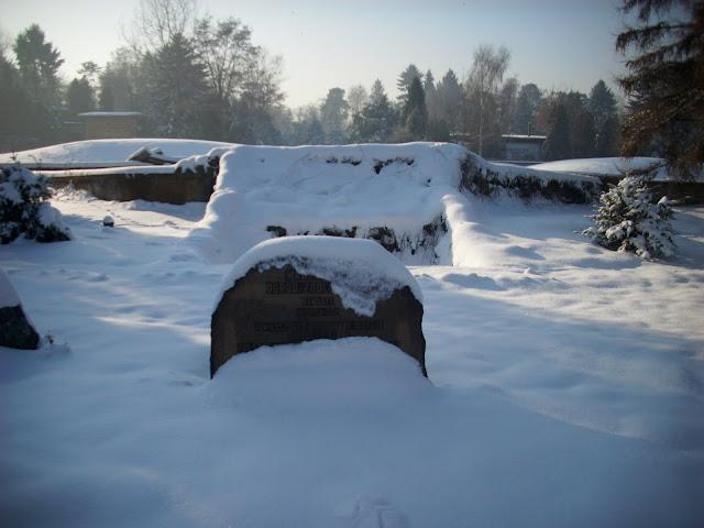 Wrocławskie zoo tonie w śniegu...
