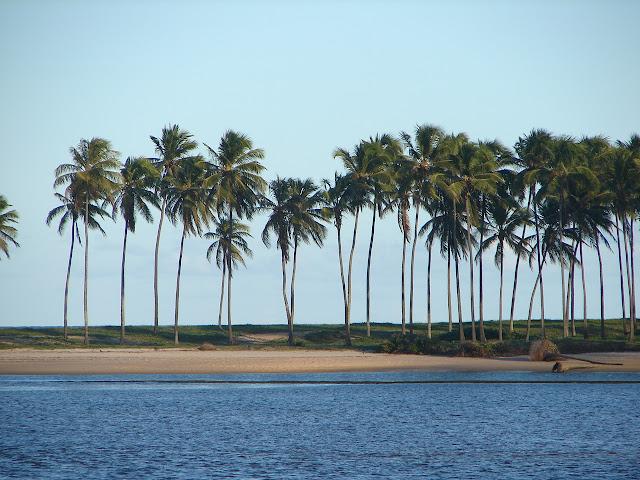 Praia de Jacuipe -BA