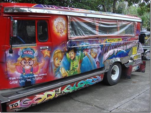 Lovely Lady Jeepney