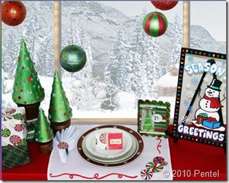 pentel holiday projects