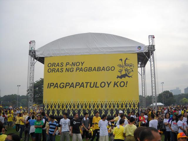 Oras PNoy