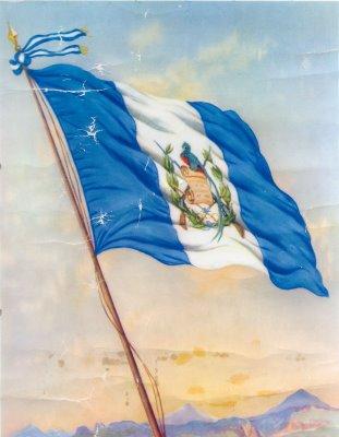 Que es El Significado de la Bandera de El Salvador Bandera de Guatemala!