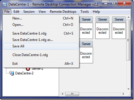 Manage Multiple RDP connections with RDCMan | Krishna