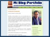 Mi Blog Portfolio