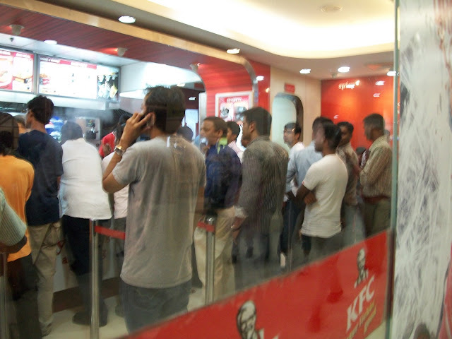 KFC in Chennai